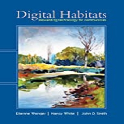 Digital Habitats by Etienne Wenger PDF Download