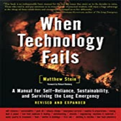 When Technology Fails by Matthew Stein PDF Download
