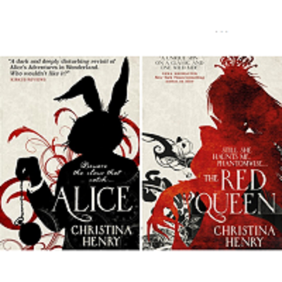 The Chronicles of Alice series by Christina Henry PDF Download