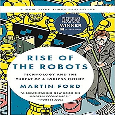 Rise of the Robots by Martin Ford ePub Download