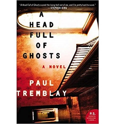 A Head Full of Ghosts by Paul Tremblay PDF Download