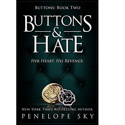 Buttons and Hate by Penelope Sky PDF Download