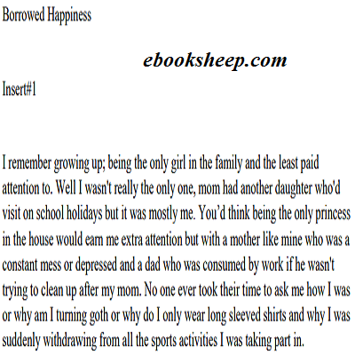 Borrowed Happiness PDF Download
