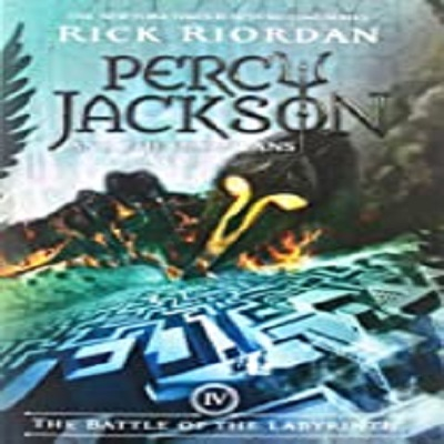 The Battle of the Labyrinth by Rick Riordan PDF Download