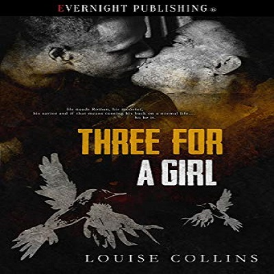 Three for a Girl by Louise Collins PDF Download