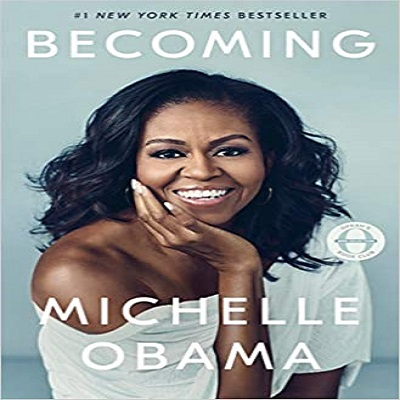 Becoming PDF by Michelle Obama eBook Free Download