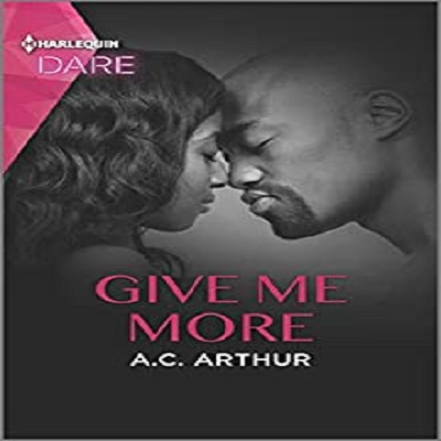 Give Me More by A.C. Arthur PDF Download