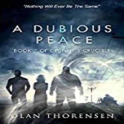 A Dubious Peace by Olan Thorensen PDF Download