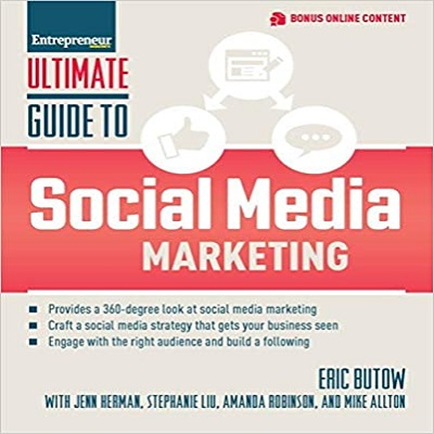 Ultimate Guide to Social Media Marketing by Eric Butow PDF Download