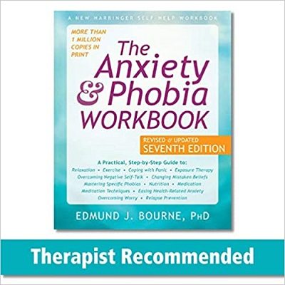 The Anxiety and Phobia Workbook by Edmund J. Bourne PDF Download