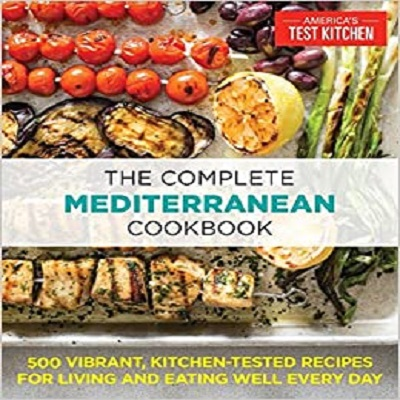 The Complete Mediterranean Cookbook by America's Test Kitchen PDFDownload