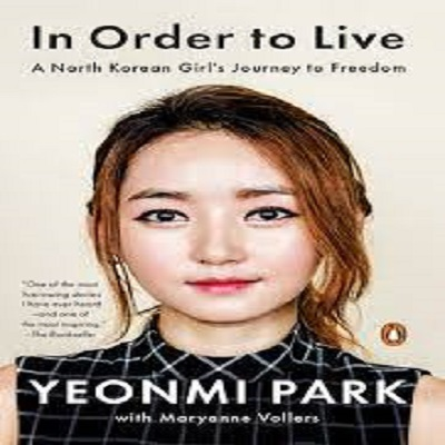 In Order to Live by Yeonmi Park PDF Download