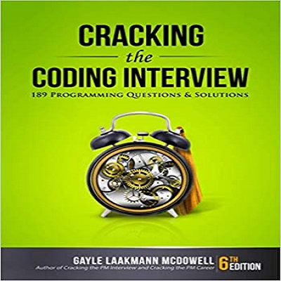 Cracking the Coding Interview by Gayle Laakmann McDowell PDF Download