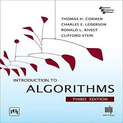 Introduction to Algorithms, 3rd Edition by Thomas H. Cormen PDF Download